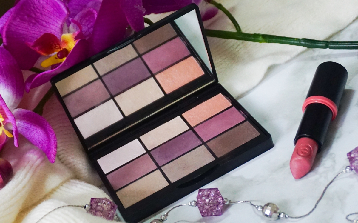 Oh my gosh! Gosh Eye shadow palette review